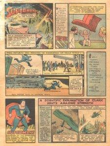 Почитатели комиксов заплатили более $2 000 000 за раритетный выпуск про Супермена