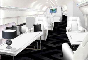Самые роскошные частные самолеты мира