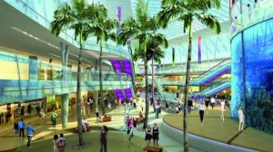 В Африке открыт один из самых крупных торговых центров мира