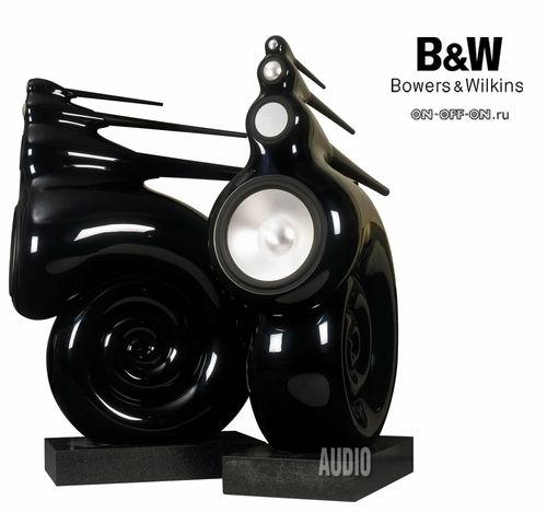 Акустические колонки «B&W Nautilus» - образец абсолютного звука