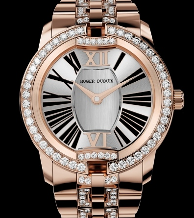 Часы Roger Dubuis Velvet – актуальный и престижный аксессуар для избранных