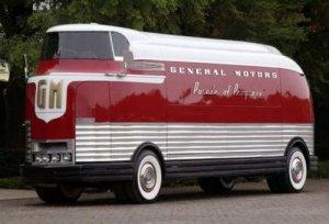 Раритетный «выставочный зал» на колёсах от фирмы «GM» продан за $4 100 000