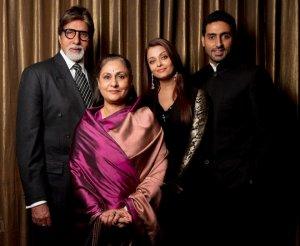 За фото внучки индийского актера Баччана предлагают $1 000 000