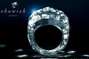 Кольцо из бриллианта стоит $70 000 000