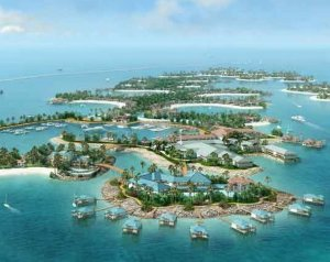 В Эмиратах строят не только искусственные острова, но и настоящие рифы