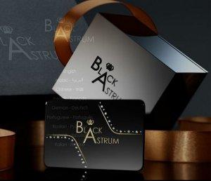 Самая дорогая в мире визитка стоит $1 500