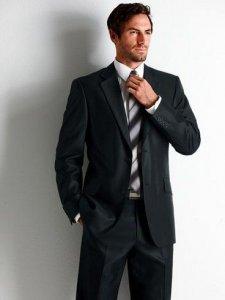 Бизнесмен купил золотой костюм за 32,5 тысячи долларов