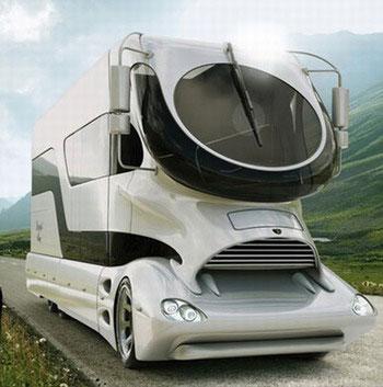 Самый дорогой личный автобус в мире