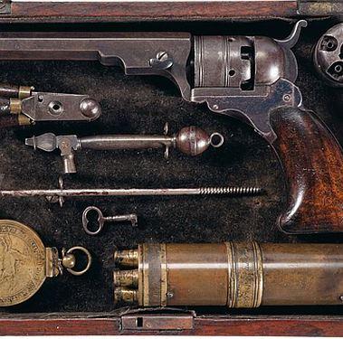 Коллекционное винтажное оружие