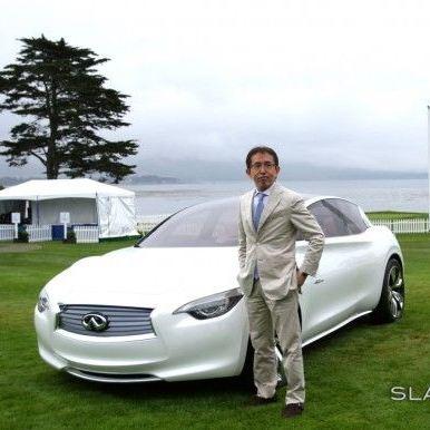 Etherea – элитный, дешёвый, молодёжный и компактный автомобиль от Infiniti