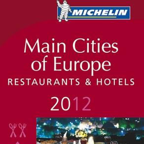 Мишлен 2012: лучшие рестораны Европы