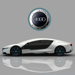 Audi А9 – достойный соперник Porsche Panamera Turbo