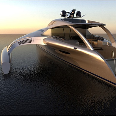 Управляй яхтой с iPad!
