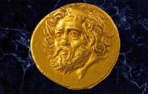 Древнегреческую монету продали за $3 250 000