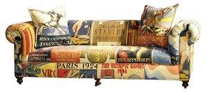 «Олимпийские» диван и сундук для вдохновения и побед