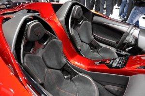 «Штучный» суперкабриолет «Lamborghini Aventador J Speedster» стоит 2 100 000 евро