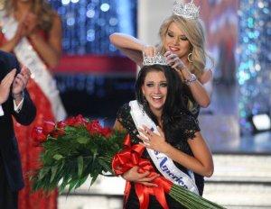 Двойник Кейт Миддлтон стала «Мисс Америка-2012»
