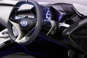 Emerg-E – автомобиль будущего от Infiniti