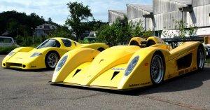 Leblanc Mirabeau – уникальный гоночный кабриолет