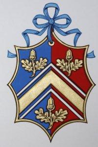 По замыслу Кейт Миддлтон был создан герб её семьи