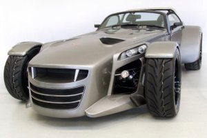 Супер-родстер Donkervoort D8 GTO – голландец с немецким «сердцем»