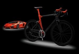 Lamborghini выпустила велосипед