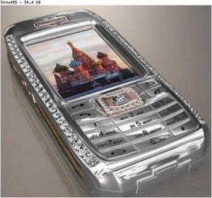 Diamond Crypto – российский телефон за $1 300 000