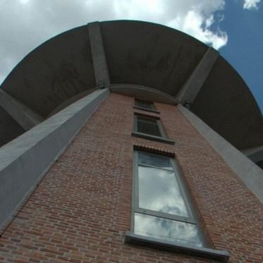 Шикарный дом из раритетной водонапорной башни