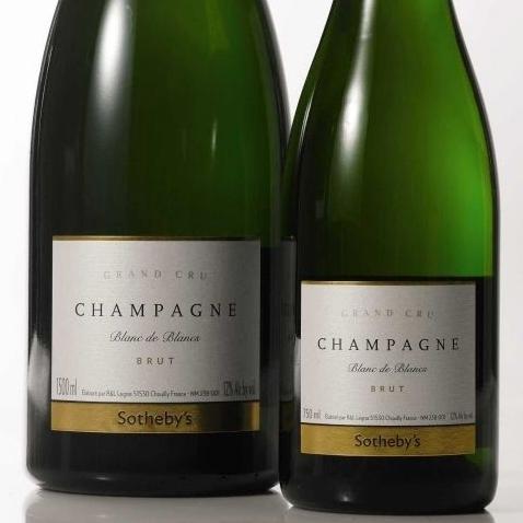 «Sotheby's» - это не только аукцион, но и марка шампанского
