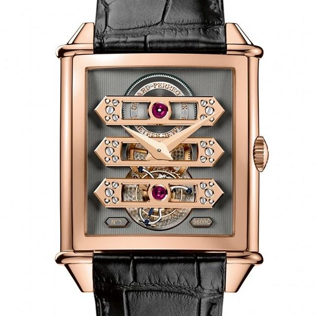 Часовая мануфактура Girard-Perregaux возродила часы-легенду стоимостью 9 683 000 рублей