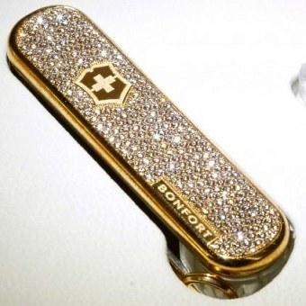 Бриллиантовая USB-флешка стоимостью $ 70 000