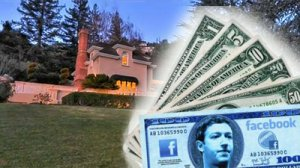 За акции Facebook отдают роскошные имения