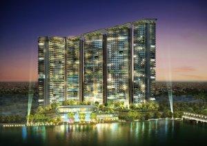 Трикотажный бренд Missoni строит 52-этажный «рай» стоимостью $ 315 900 000