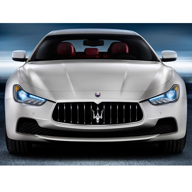 Новый спорткупе Ghibli от Maserati