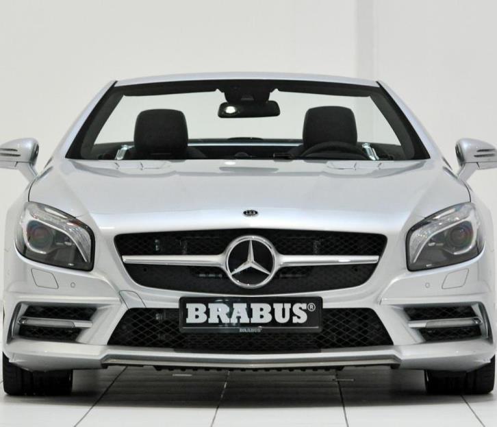 Компания Brabus тюнинговала Mercedes SL class 2013