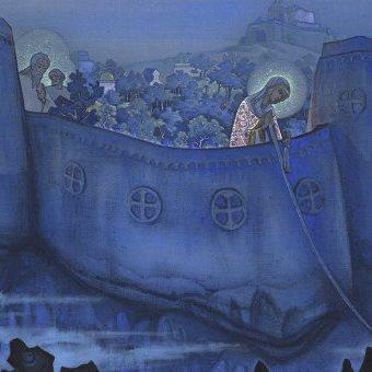 Картина Рериха «Труды Богоматери» ушла с молотка за $12.000.000