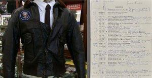 Куртка Джона Кеннеди ушла с молотка за $665.500
