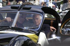 Bugatti дизайнера Ральфа Лорена получил титул «Самая красивая машина в мире»