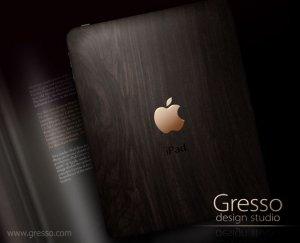 Эксклюзивный планшет Gresso iPad