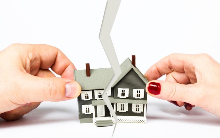 Раздел имущества - за и против