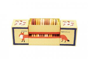 Лисичкины шоколадки от Maison Kitsuné и Пьера Марколини