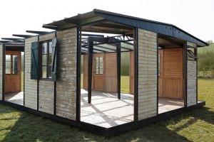 Дом-конструктор от Жана Пруве