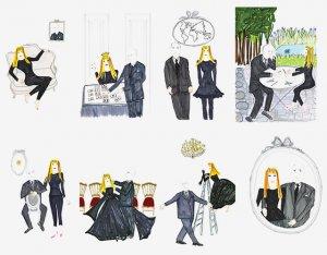 Волшебное притяжение «Розы ветров» в новой коллекции от Dior