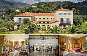Секретное любовное 22-комнатное «гнёздышко» Коко Шанель уходит с молотка за €4,2 миллиона