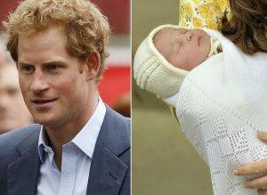 Принц Гарри высказал свое мнение о племяннице