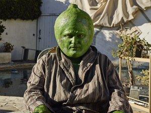 Джастин Тимберлэйк стал настоящим фруктом