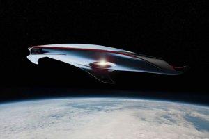 Автомобильный бренд Ferrari перешёл в стадию космических масштабов