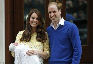 Имя дочери Уильяма и Кейт разорило букмекеров на 1,5 миллиона долларов