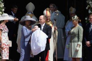 Состоялось крещение детей княгини Шарлин и князя Альбера II