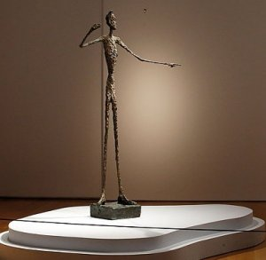 «Указующего человека» продали за $141.280.000